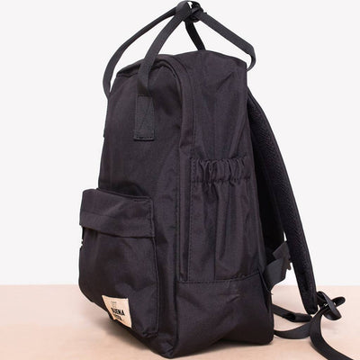 MOCHILA BUENAVISTA BIKE NEGRA LAPTOP BAG - WATERPROOF