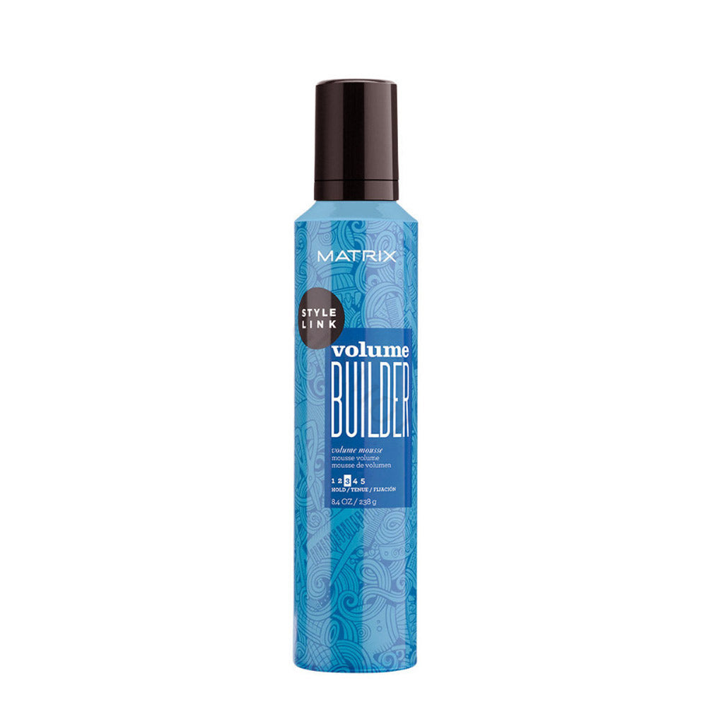 Volume Builder Hair Mousse 250ml