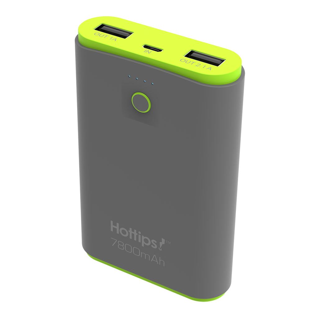 DaySaver 7500mAh Portable Power Bank