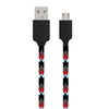 TECH N' COLOR Impression 3 Foot Micro-USB Pattern Charge & Sync Cable