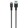 Regulation USB-IF Certified 4 Foot Type-C™ to USB Type-A Charge & Sync Cable
