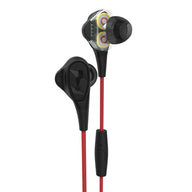 Magnitude Dual Driver Stereo Earbuds with Microphone