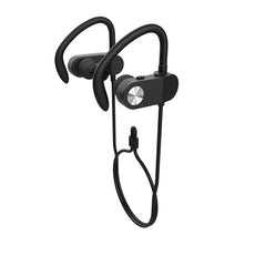 Rover Wireless Earbuds with Earhooks - Compatible with Bluetooth® 4.0