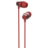 Bassmaster Heavy Bass Stereo Earbuds with Braided Cord