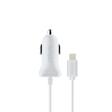 Standard 1.0A Dedicated Car Charger with MFi Lightning® Connector