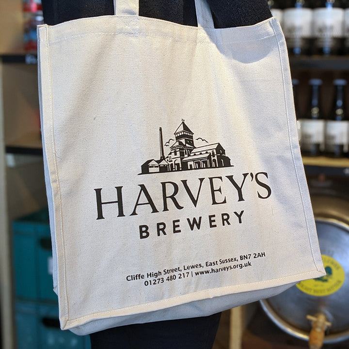 Harvey's Tote Bag - Harvey's Brewery, Lewes
