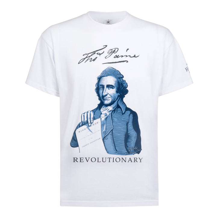 Tom Paine T Shirt - Harvey's Brewery, Lewes