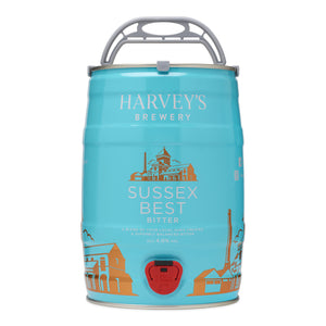 Mini-Keg Best and Old Duo Pack - Harvey's Brewery