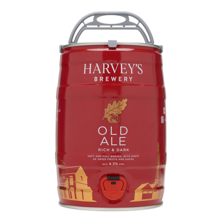 Old Ale 5L Mini Keg - Harvey's Brewery