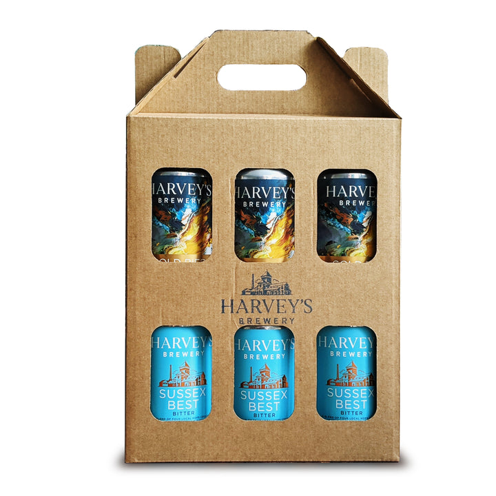 Can Gift Pack - Harvey's Brewery