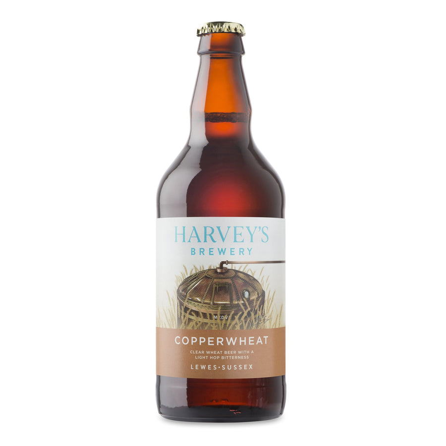 Copperwheat - Harvey's Brewery, Lewes