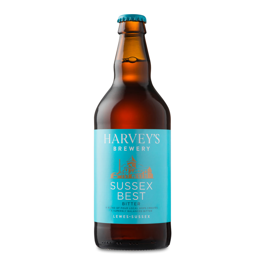 Sussex Best - Harvey's Brewery, Lewes