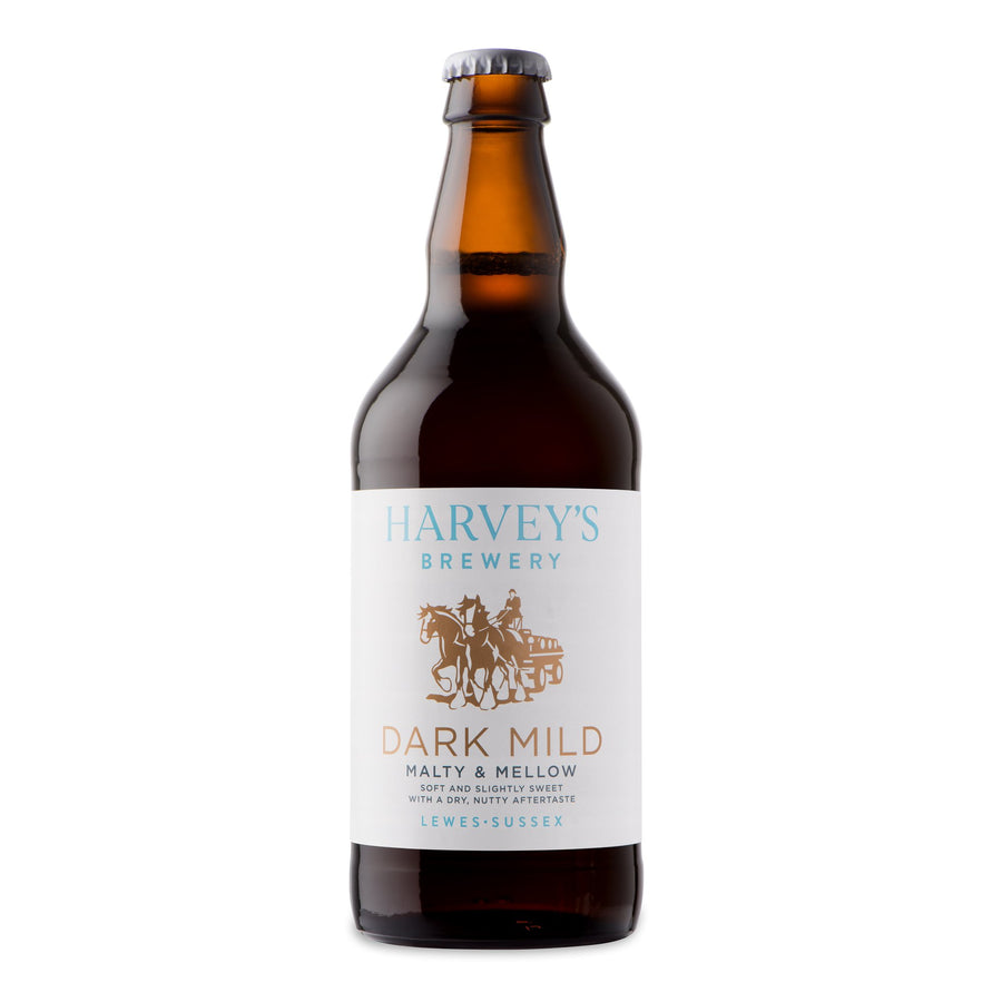 Dark Mild - Harvey's Brewery