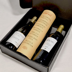 Deluxe Wine Selection Gift Box - Harvey's Brewery
