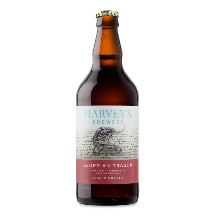 Georgian Dragon - Harvey's Brewery, Lewes