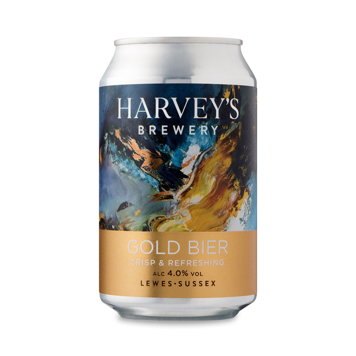 Gold Bier - Harvey's Brewery