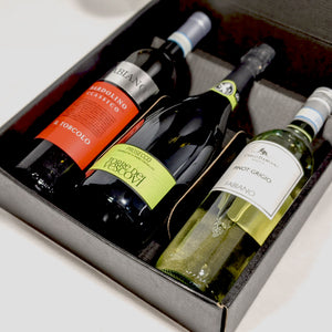 Italian Wine Selection Gift Box - Harvey's Brewery