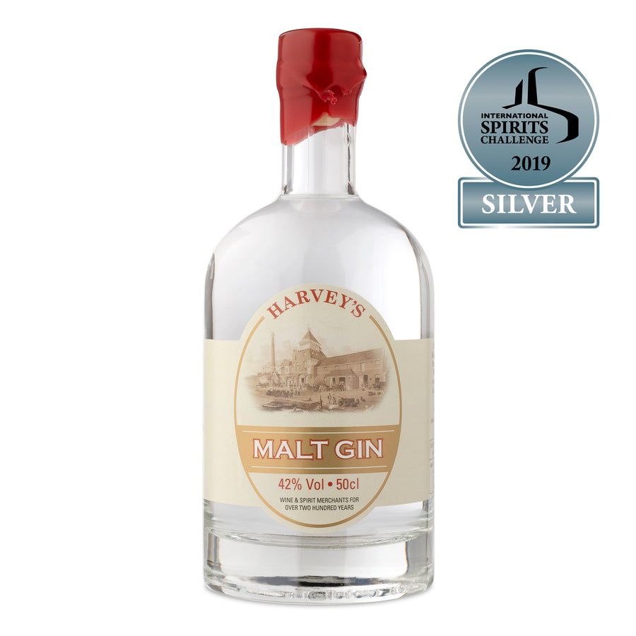 Harvey's Malt Gin - Harvey's Brewery