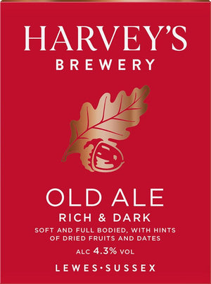Old Ale - Harvey's Brewery