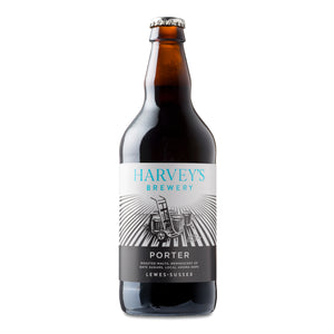 Dark Beer Selection - Harvey's Brewery