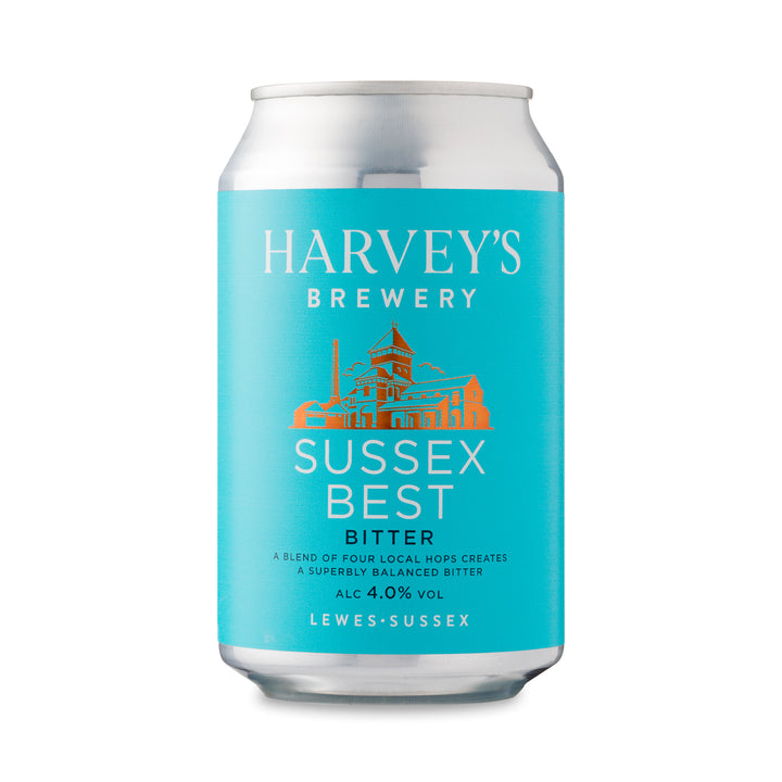 Sussex Best 330ml - Harvey's Brewery, Lewes