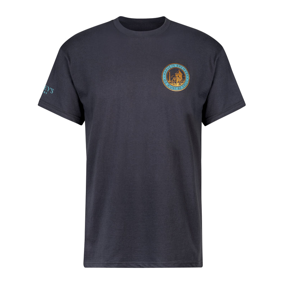 Wunt Be Druv' T Shirt - Harvey's Brewery, Lewes