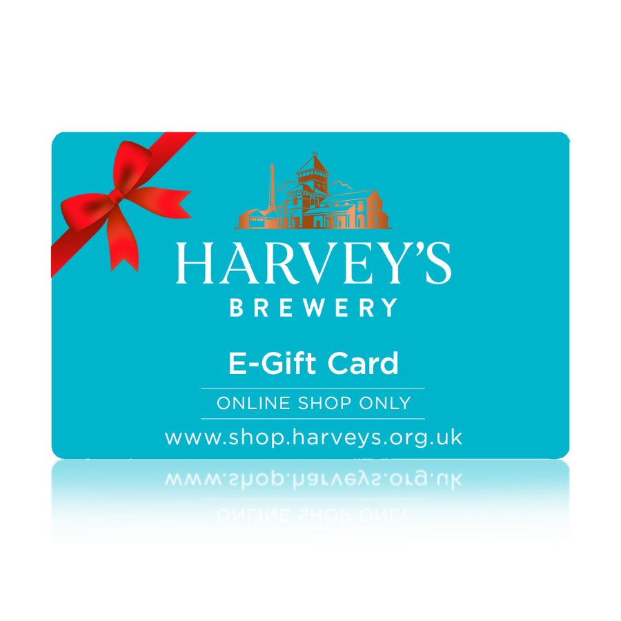 Harvey's E-Gift Card - Harvey's Brewery, Lewes