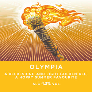 Olympia Golden Ale