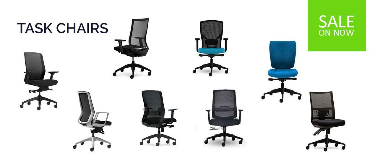 Task Chairs / Desk Chairs