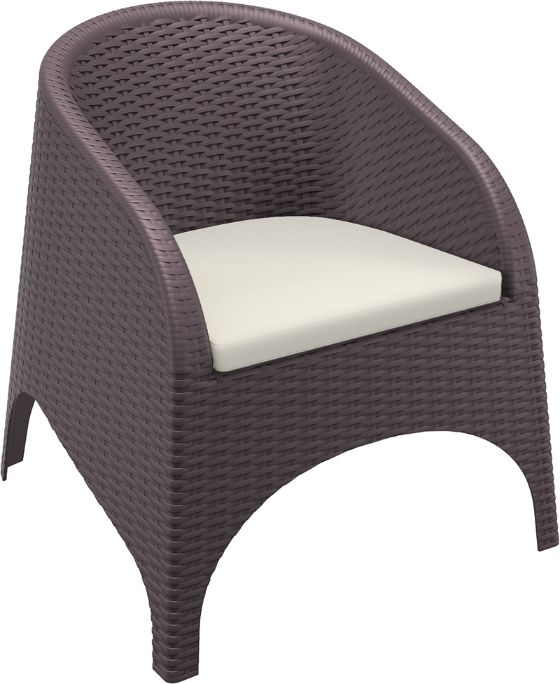Aruba Armchair (stackable)