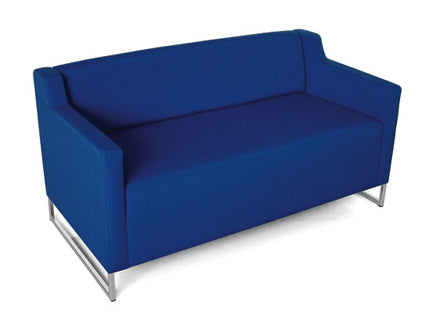 DROPP CHROME SLED BASE - Lounges and Soft Furnishings - pimp-my-office-au