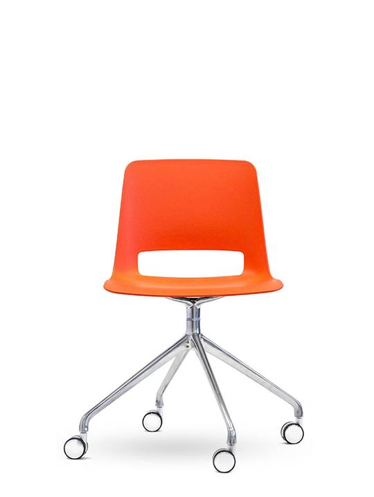Unica Swivel PP - Boardroom/ Meeting Chairs - pimp-my-office-au