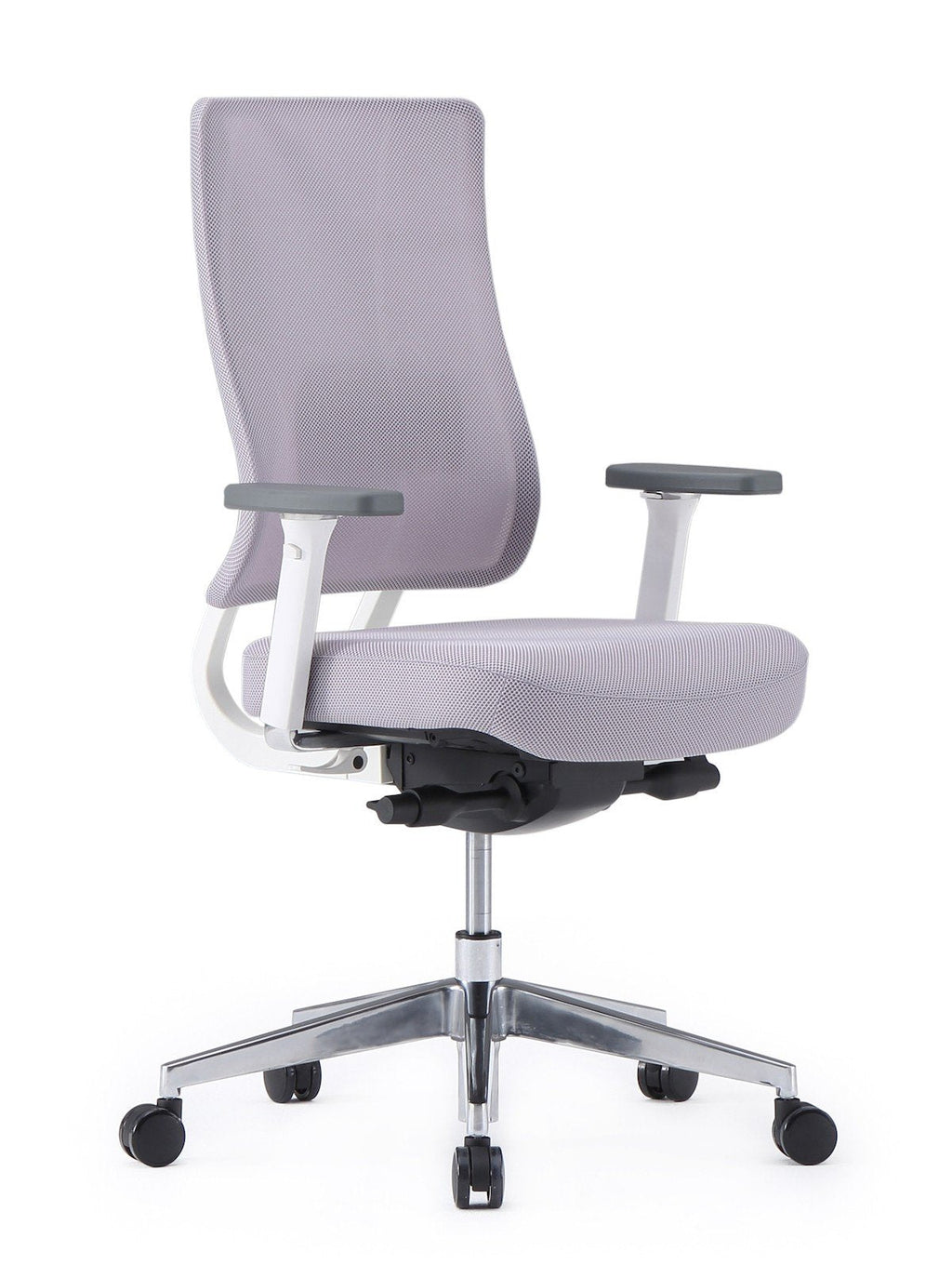 X Trans Mesh Back Ergonomic Task Chair - White