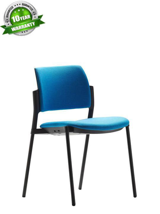Altus Side Chair Upholstered Seat and Back - Boardroom/ Meeting Chairs - pimp-my-office-au