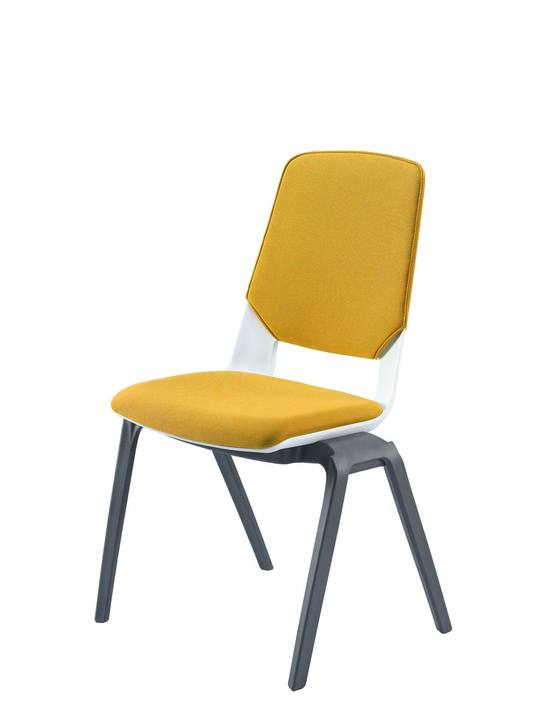 Connecta Upholstered Seat and Back - Visitor/ Side Chairs - pimp-my-office-au