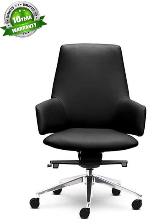 Executive Wingback Office Chair