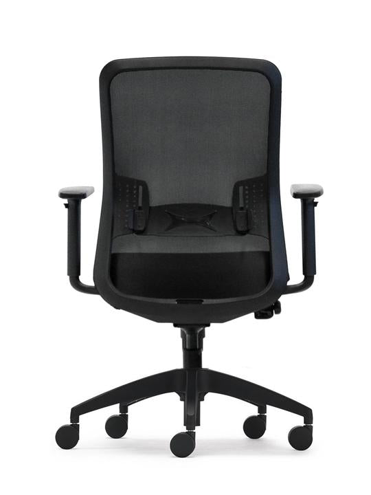 Black Graphite Office Chair