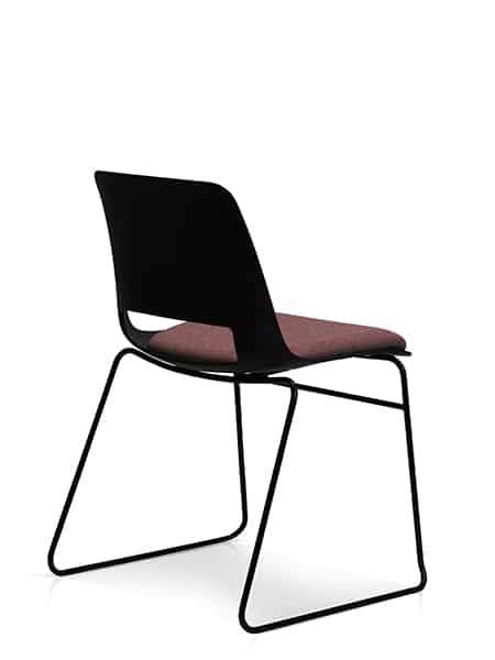 Unica Sled Chair - Meeting Chairs