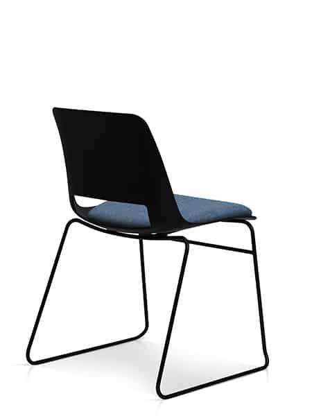 Unica Sled Chair - Meeting Office Chairs