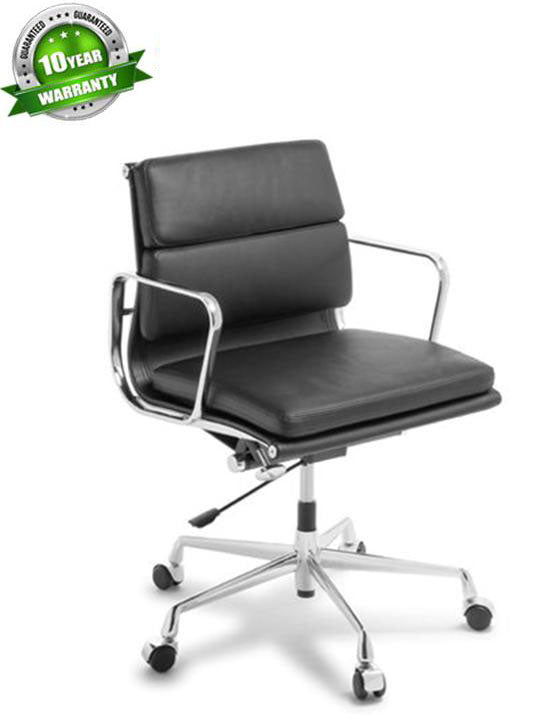 Alu Executive Soft Pad - Boardroom/ Meeting Chairs - pimp-my-office-au