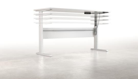 Axis Electric Height Adjustable Desk