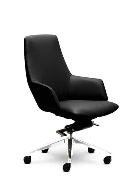 wing back executive chair