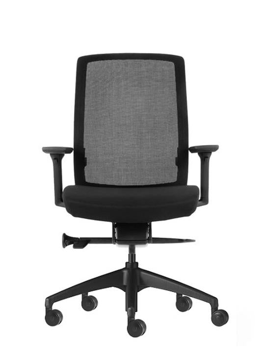 Aveya Task Chair - black