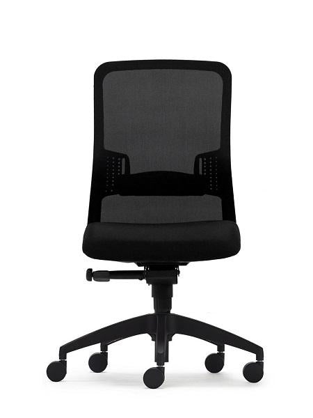 Black Graphite Office Chair- Task / Desk Chairs - pimp-my-office-au