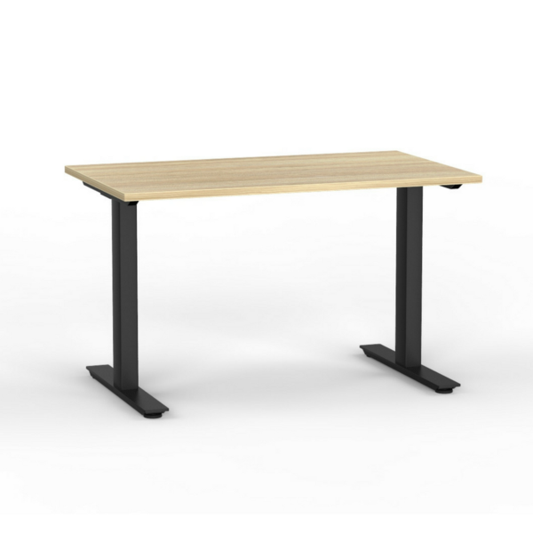 Agile Fixed Height Individual Desk - Flip Tables / Fixed tables - pimp-my-office-au