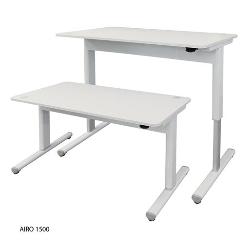 AIRO - Height Adjustable Desk 1500mm wide