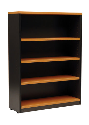 Logan Bookcase BC12 - Office Shelving - pimp-my-office-au
