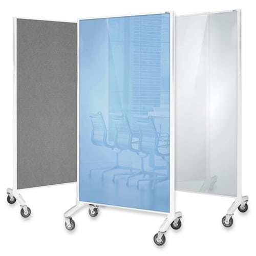 Communicate Glassboard - Room Dividers