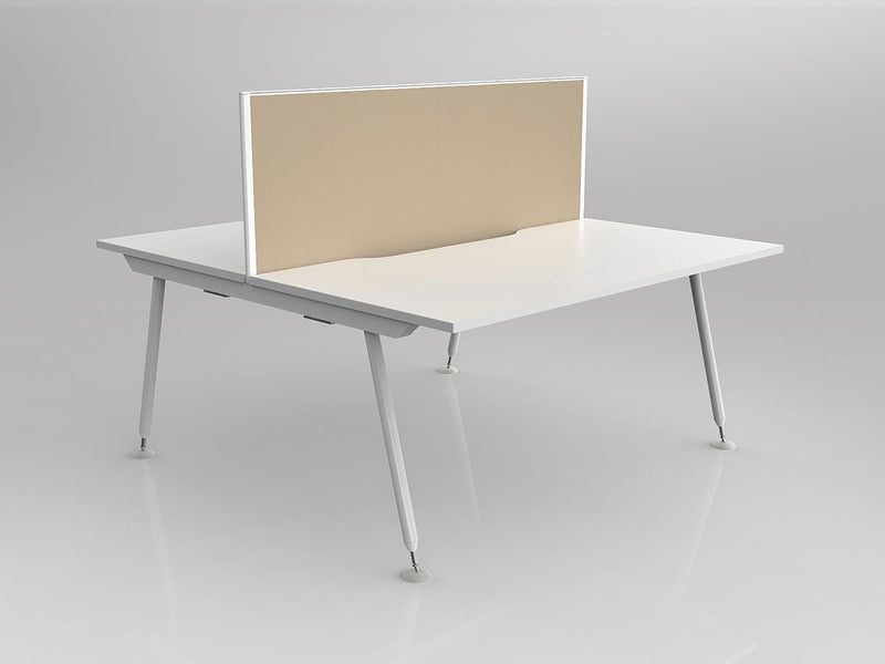 Cosmic Shared Double-sided Straightline Desk