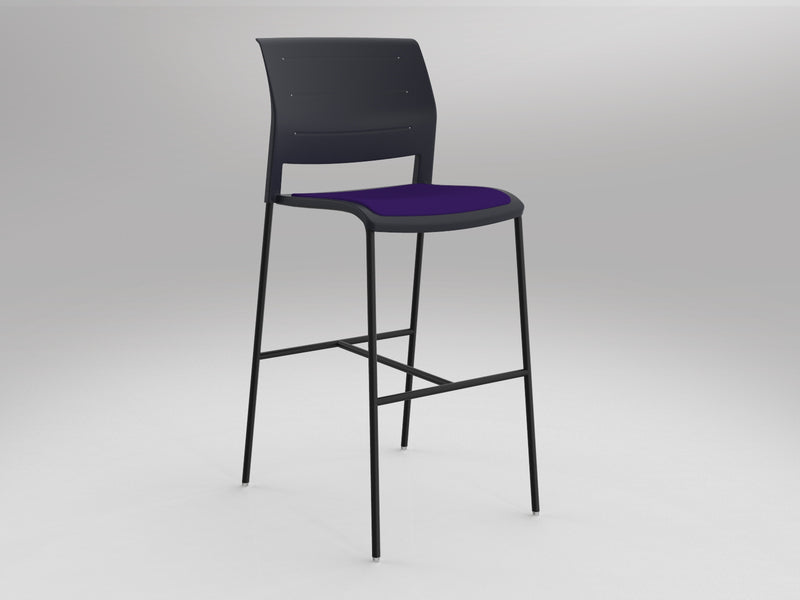 Game Chair Barstool/Black - Stools - pimp-my-office-au